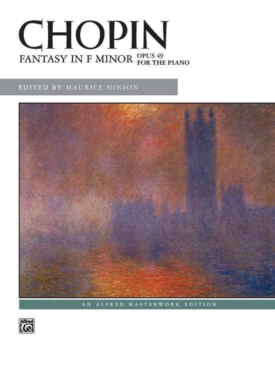 Chopin: Fantasy in F Minor, Opus 49
