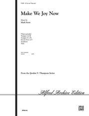 Make We Joy Now