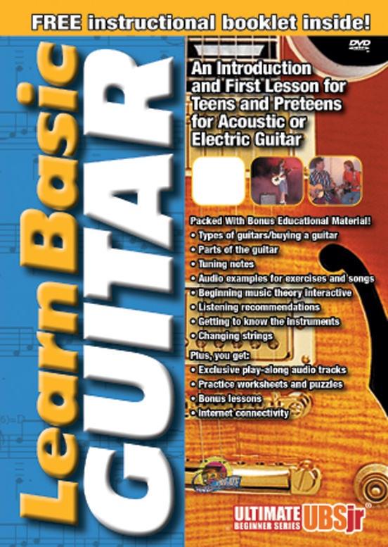 UBSJr.: Learn Basic Guitar