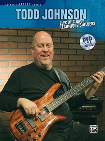 Todd Johnson Electric Bass Technique Builders