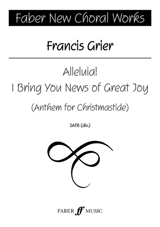 Alleluia! I Bring You News of Great Joy