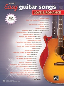 Alfred's Easy Guitar Songs: Love & Romance