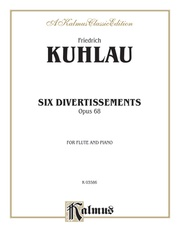 Six Divertissements, Opus 68
