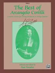 The Best of Arcangelo Corelli