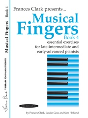 Musical Fingers, Book 4