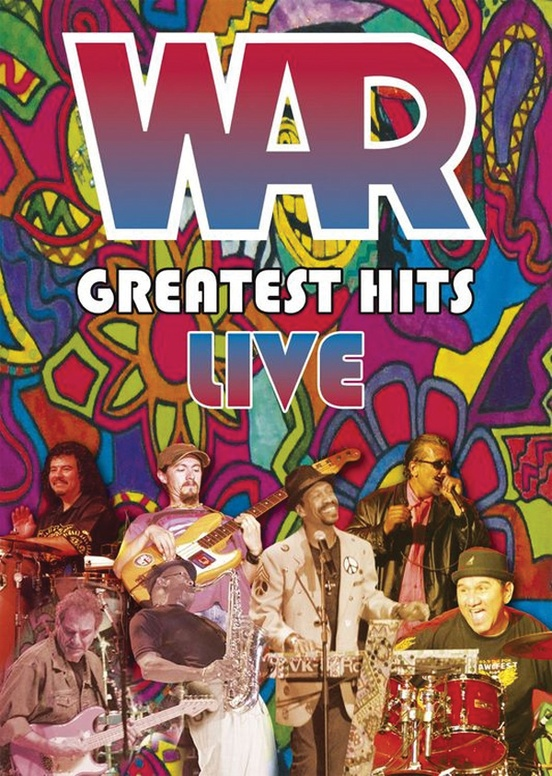 War: Greatest Hits Live