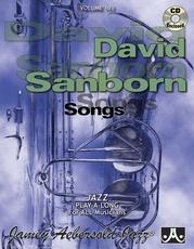 Jamey Aebersold Jazz, Volume 103: David Sanborn Songs