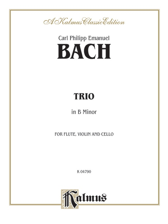 Trio in B Minor