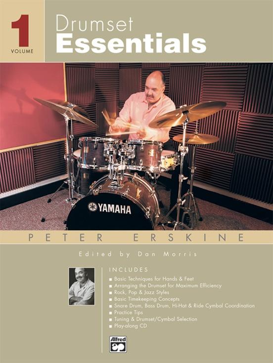 Drumset Essentials, Volume 1