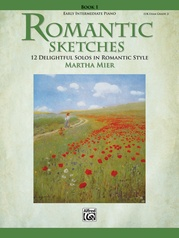 Romantic Sketches, Book 1