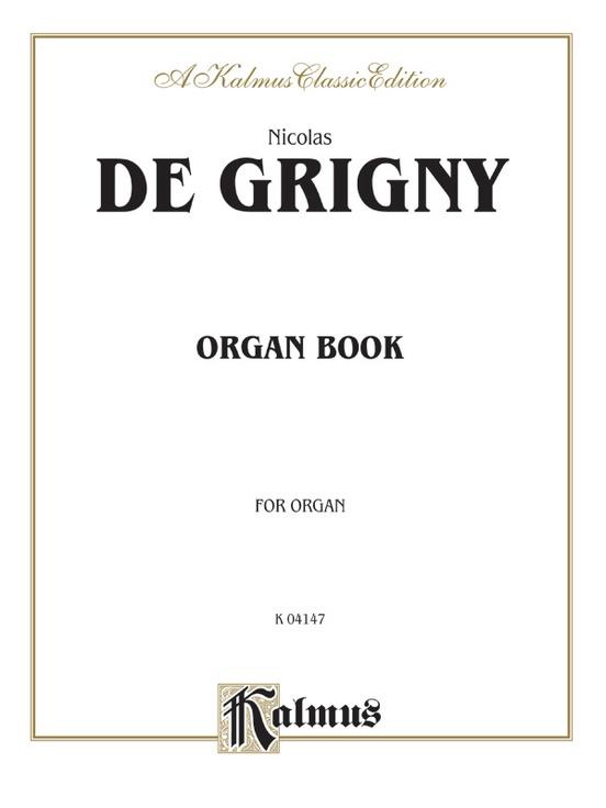 Organ Book