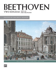 Beethoven, 2 Sonatas, Opus 49