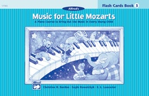 Music for Little Mozarts: Flash Cards, Level 3
