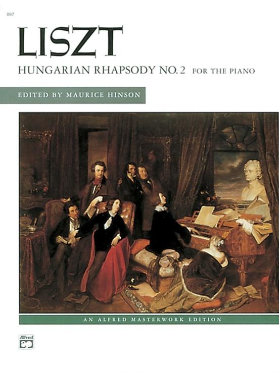 Liszt: Hungarian Rhapsody, No. 2