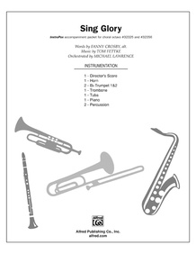 Sing Glory