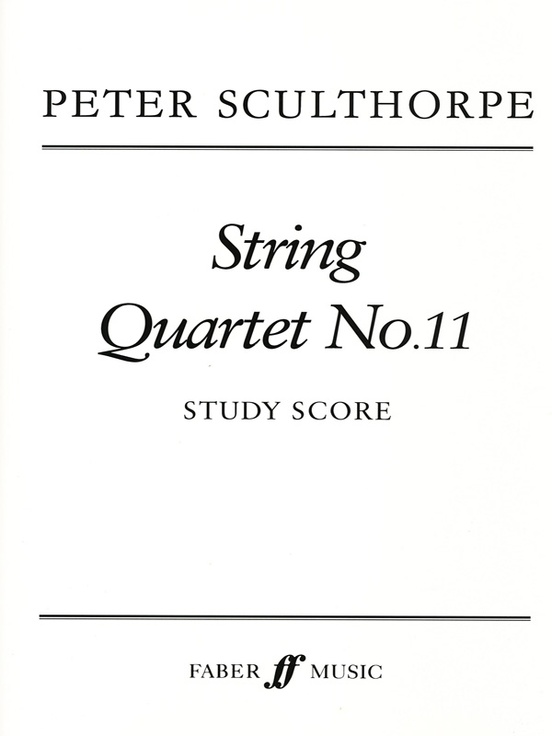 String Quartet No. 11