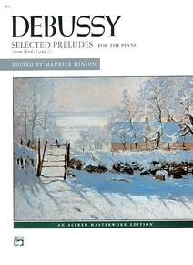 Debussy: Selected Preludes (from Books 1 and 2)