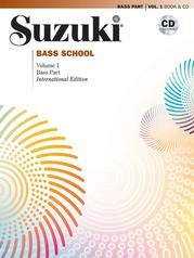 Suzuki Bass School, Volume 1