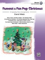 Famous & Fun Pop Christmas, Book 4