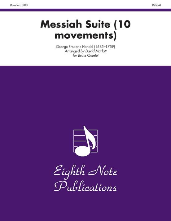 Messiah Suite (10 movements)