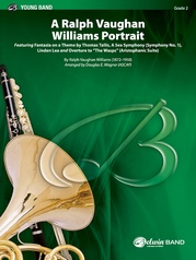 A Ralph Vaughan Williams Portrait