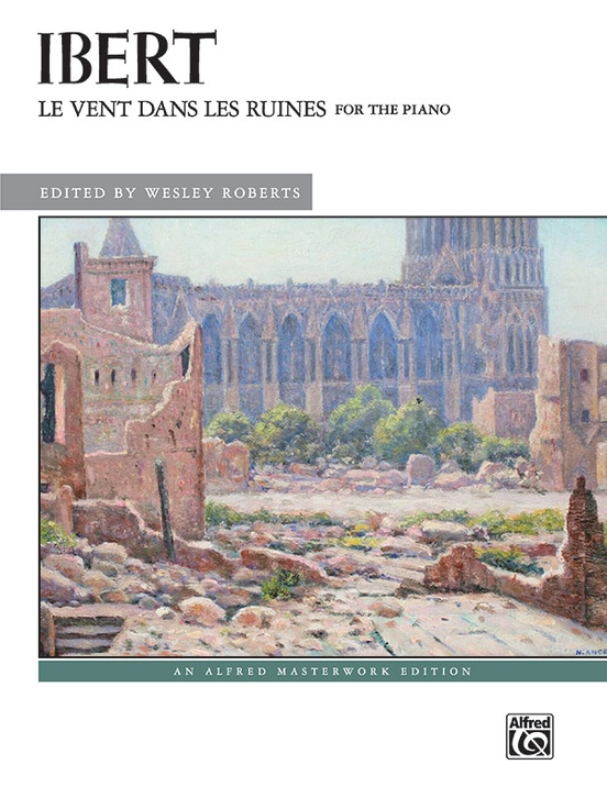 Ibert: Le vent dans les ruines