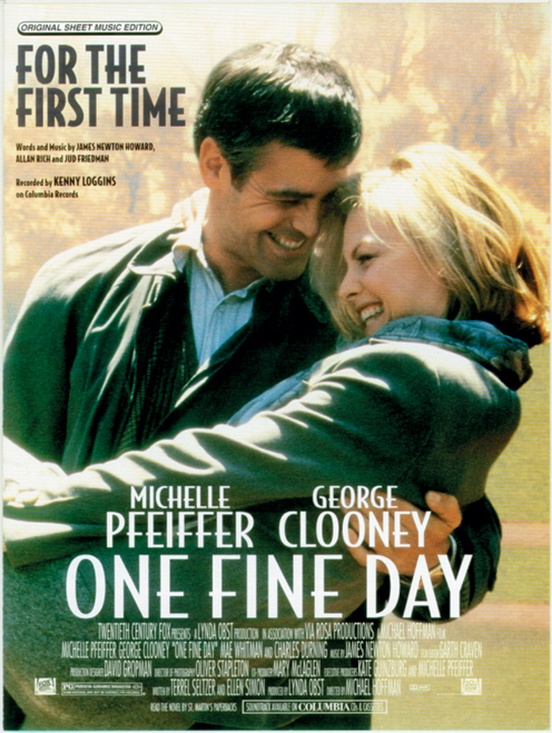 For the First Time (from One Fine Day)
