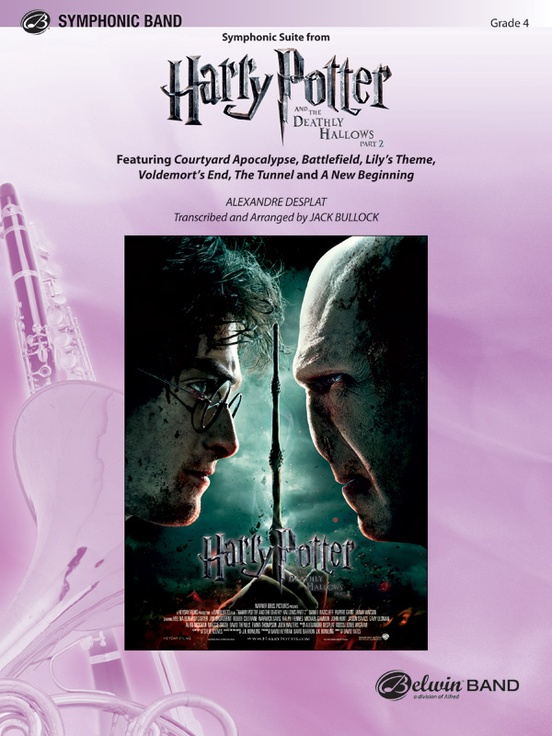 Harry Potter and the Deathly Hallows, Part 2, Symphonic Suite from