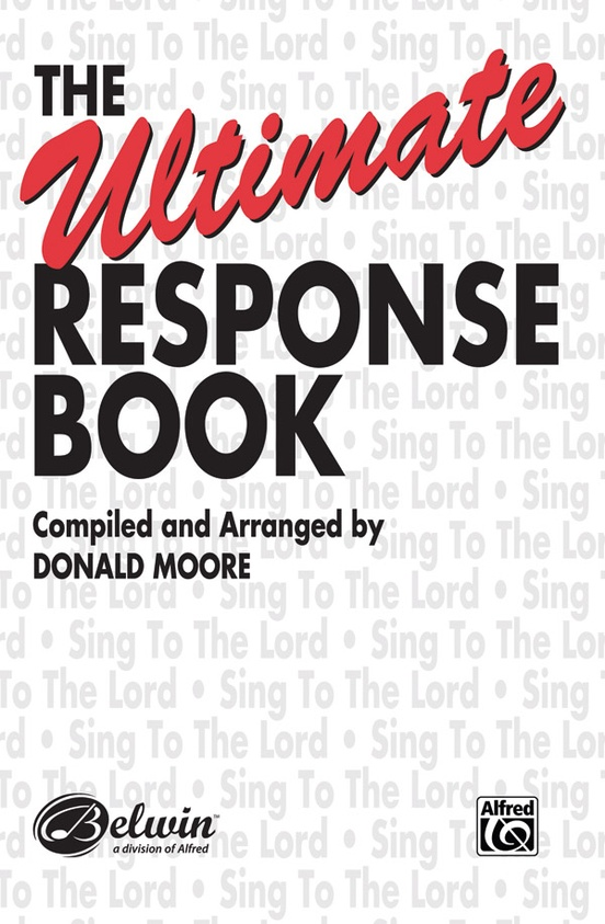 The Ultimate Response Book