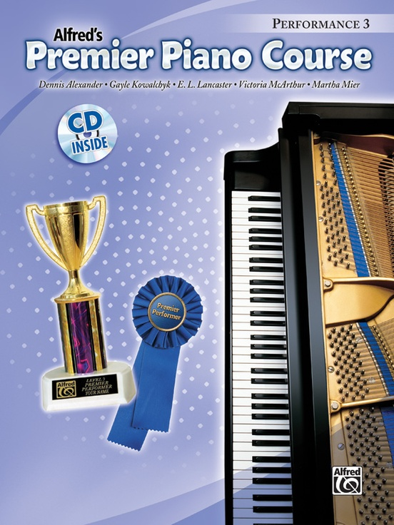 Premier Piano Course, Performance 3