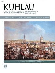 Kuhlau, 9 Sonatinas, Opp. 20 & 55