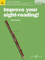 Improve Your Sight-Reading! Bassoon, Grade 1-5 (New Edition)
