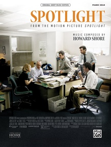 Spotlight (from the Motion Picture <i>Spotlight</i>)