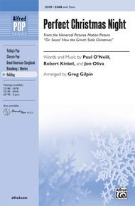 Perfect Christmas Night: SAB Choral Octavo: Paul O'Neill