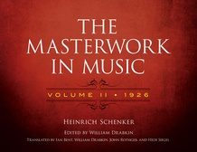 The Masterwork in Music, Volume II (1926)