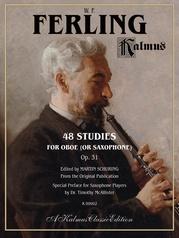 48 Studies for Oboe (or Saxophone)