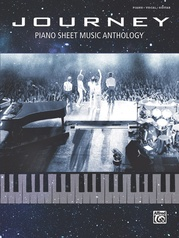 Journey: Piano Sheet Music Anthology