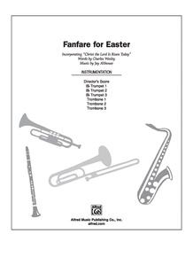 Fanfare for Easter