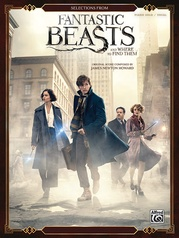 Fantastic Beasts and Where to Find Them, Selections from