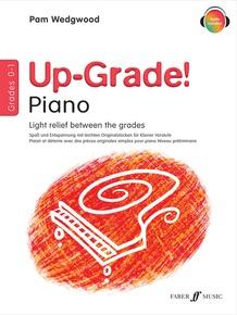 Up-Grade! Piano, Grades 0-1