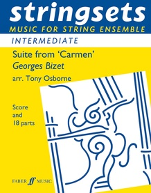 Suite from <i>Carmen</i>