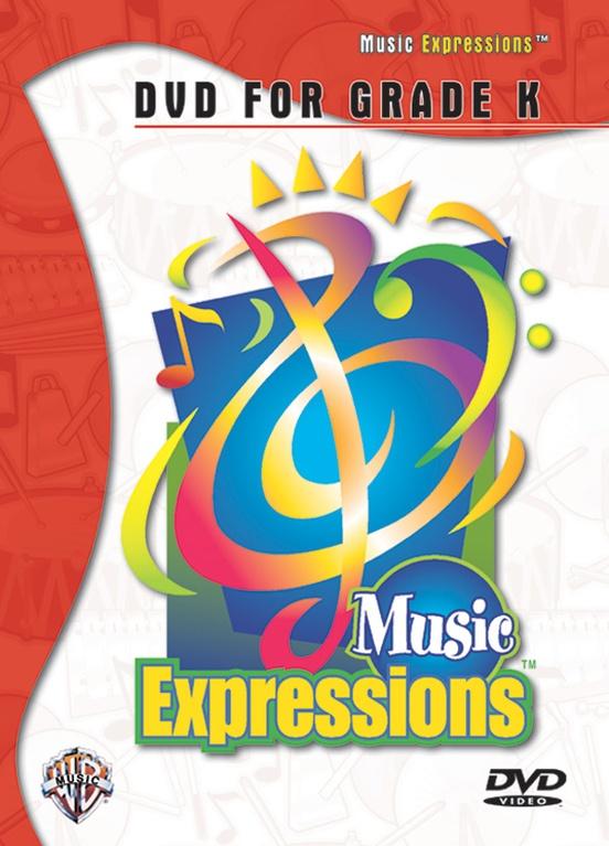 Music Expressions™ Kindergarten: DVD