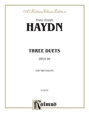 Three Duets, Opus 99