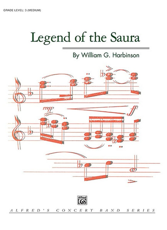 Legend of the Saura