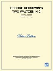 Two Waltzes in C