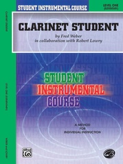 Student Instrumental Course: Clarinet Student, Level I
