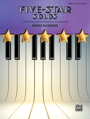 Five-Star Solos, Book 3