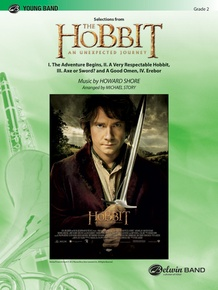 <i>The Hobbit: An Unexpected Journey,</i> Selections from