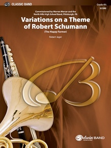 Variations on a Theme of Robert Schumann