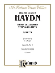 String Quartet No. 77 in C Major, Opus 76, No. 3
